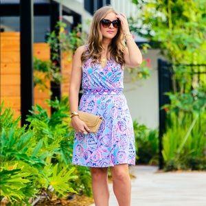 Lilly Pulitzer Bellina Wrap Dress XS